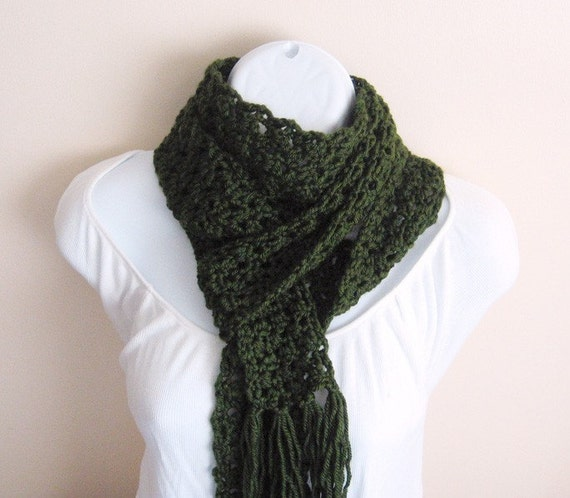 For-EverGreen Scarf
