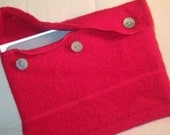 iSweater - iPad Case made from Repurposed Sweater