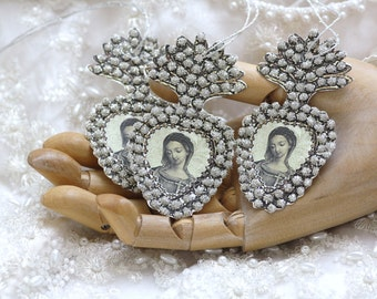 beauty from within - saint marguerite ex-voto gift tags