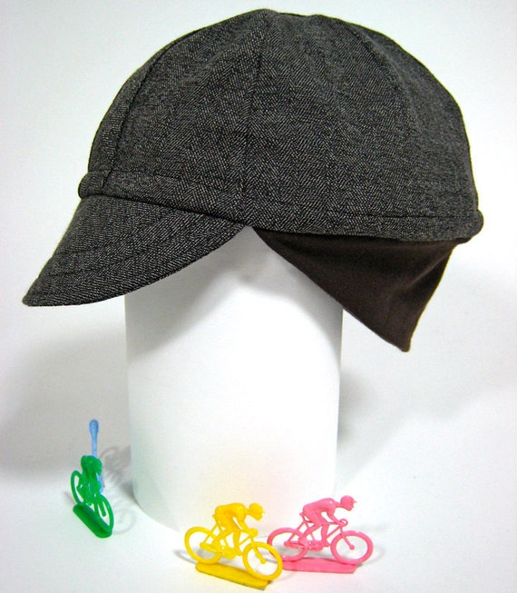 SALE The Badger Winter Cycling Cap