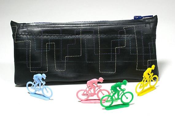 Scuola Recycled Bike Inner Tube Case
