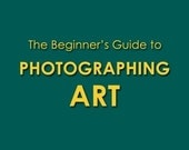 The Beginner's Guide to Photographing Art - learn professional photography tips and increase your sales