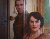 Checkbook Cover - Downton Abbey