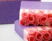 Lavender Soap Handmade Cold Process, Vegan Friendly