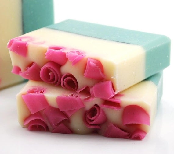 Seaberry, Ocean Scented Soap Handmade Cold Process, Vegan Friendly