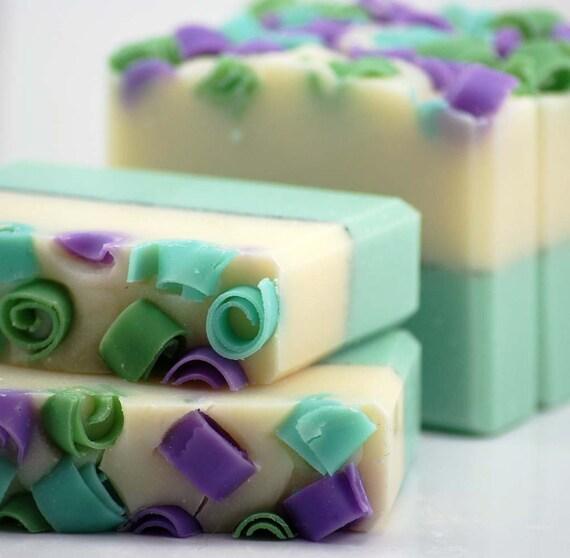 Amazon Mist Soap Handmade Cold Process, Vegan Friendly
