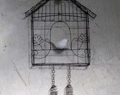 New design for CUCKOO in wire - Made to order