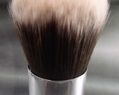 Vegan Kabuki Brush w Vegan 10 gram jar of anything you would like