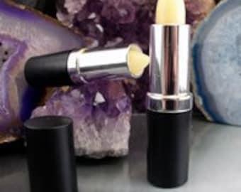 Vegan Lipstick in Clear Gloss