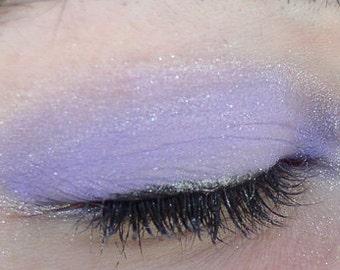 Vegan Mineral Eye Shadow Purple Ice 5 gram jar ( apprx. 2 grams)