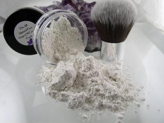 Vegan Oil Control Powder Refill baggie for a 30 gram jar ( apprx 10-12 grams powder)