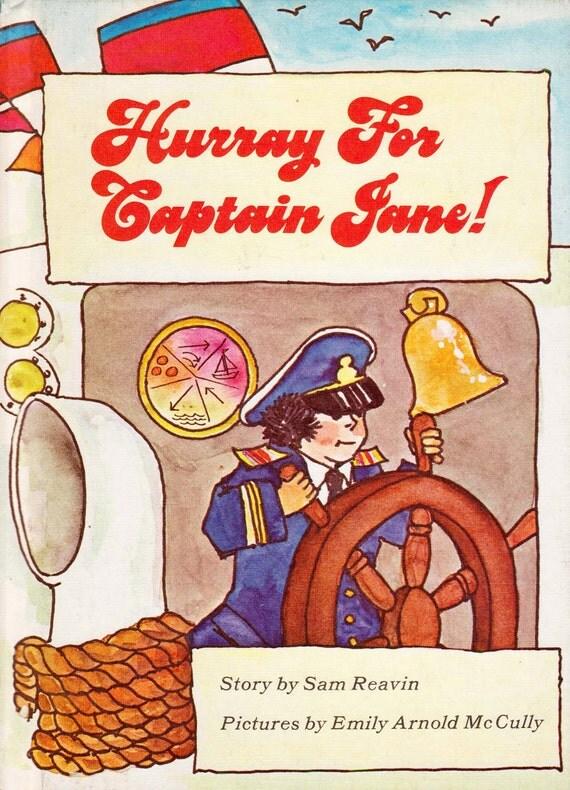 Hurray for Captain Jane