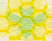 Beehive Buzz // Linen-Cotton Fat Quarter