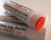Watermelon Luscious Lip Butter.....Cocoa Butter and Shea loves your lips