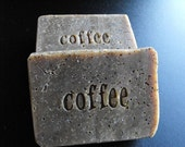Coffee Kitchen Soap...NO more Onion or Garlic smells left behind