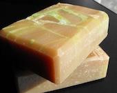 Vanilla Fennel...Olive Oil Cold Processed Soap....Spa Heaven...