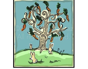 The Carrot Tree