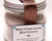 Mint Chocolate Hot Cocoa
