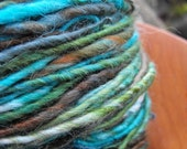 Reserved for Denise 12 skeins handspun yarn, Choose your own for bulk pricing, handpainted yarn, free shipping-Yarnarchy