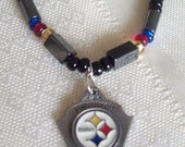 Pittsburgh Steelers Charm Necklace