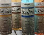 4 Pack of 4oz Dazzling Body Spray The Original Twilight Inspired Fragrances - Edward\/Bella\/Jacob\/Alice