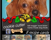 Dog Cookie Recipes and Bone Cookie Cutter