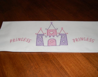 Princess-Pillowcase