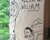 alexis and william mini-comic