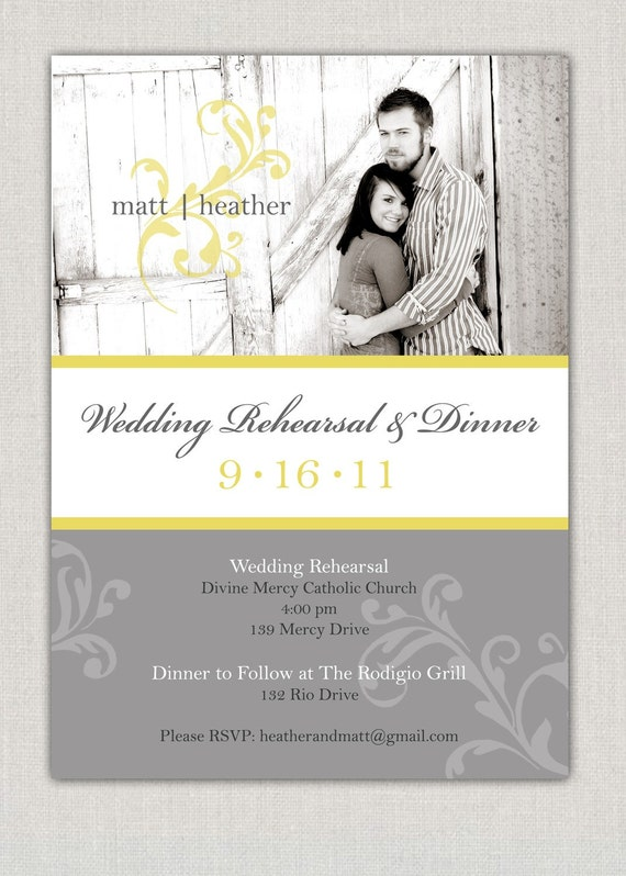 Rehearsal Dinner Invitations Etsy is one of our best ideas you might choose for invitation design