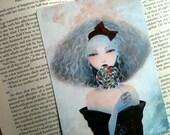 Erzebeth - Postcard