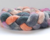 THANK YOU SALE Helena Hand Dyed Blue Faced Leicester 4.5 Ounces