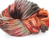 Dizzy Giggle Bulky Hand Dyed Wool 200 grams/ 7 Ounces