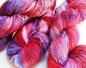 Sale Eton Mess Hand Dyed Superwash 4 Ply Sock Yarn