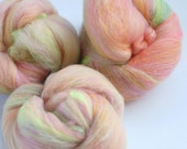 Sherbet Spinning Batts 4 Ounces