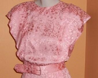 Flirty Pretty Pink Dress medium