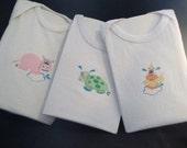 Choose Your Trio tshirts
