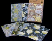 AMY BUTLER Just the paper pack LOTUS papers 6x6 with a Mini Purse Sticker pack included