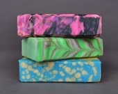 3 soaps for 14 handmade cold process or glycerin you pick scents