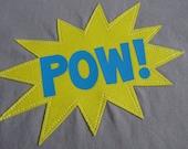 POW Super Hero Shirt 3T by Gabby and Zack