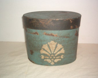 Willaimsburg Blue French Pantry Box