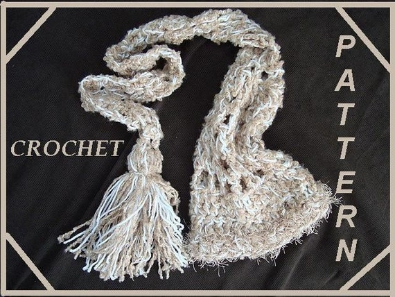 Crochet Pattern Numbers : CROCHET PATTERN number 185 SUPER DELUXE SIZE LONG TAILED ELF