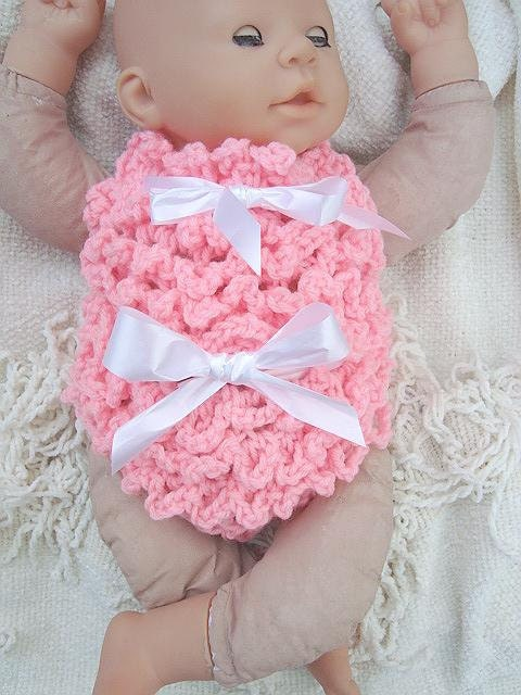 BABY CROCHET PATTERN baby romper diaper cover by Hectanooga
