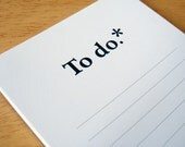 To Do... Notepad