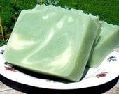 Coconut Lime Verbena - Gourmet Soap Bar - 5 oz