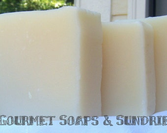 Unscented Gourmet Soap Bar - 5 oz