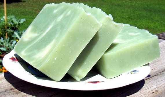ON SALE - 30% OFF - Coconut Lime Verbena Soap Bar - 2 oz