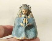 Ceramic Tiny Queen Of Mud Heaven