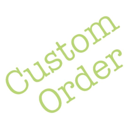 Custom Shipping for Kolleen
