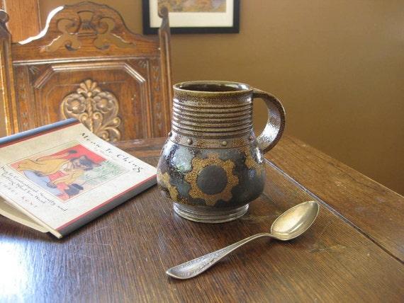 Oilcan Gear Mug Sm
