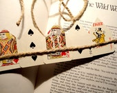 Mini Wondercard Crown - Custom for TheBlueBalloon